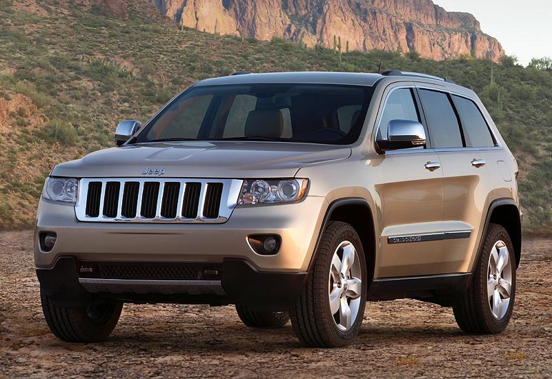 2010 Jeep Grand Cherokee (WK2)