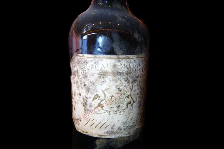 Château Margaux 1787 Wine