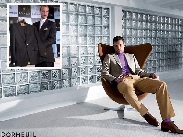 Dormeuil-most-expensive-suit