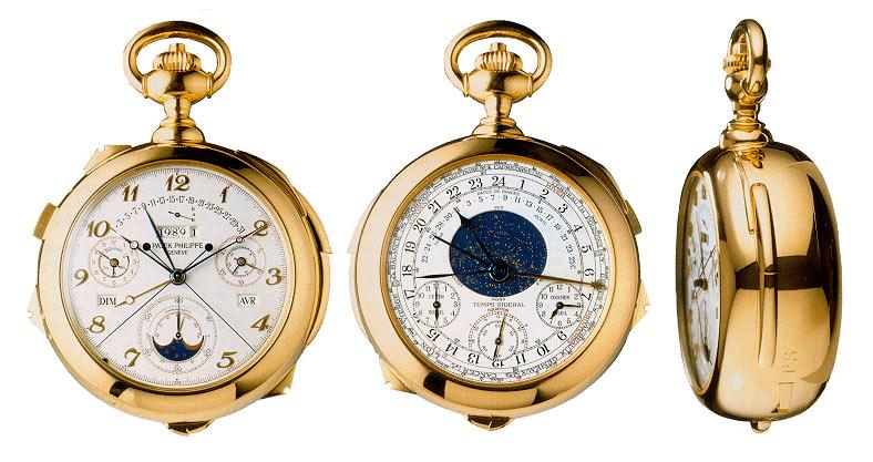 Patek-Philippe-Supercomplication-Gold-Pocket-Watch-11-Million