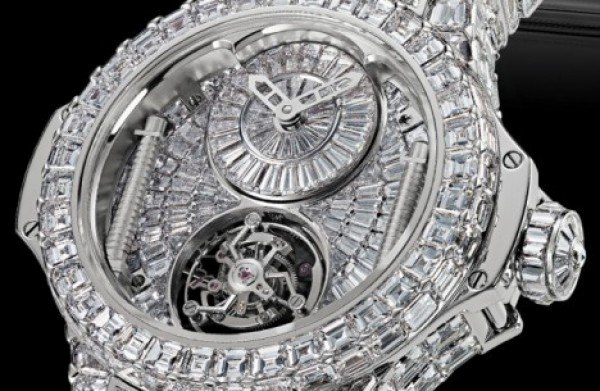 hublot diamont watch