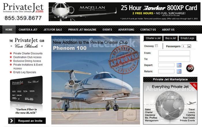 private-jet domain name