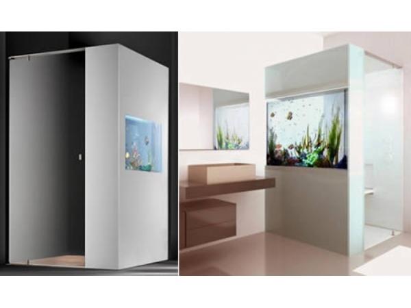 Aquarium-Shower