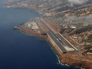 Madeira-airport-Portugal
