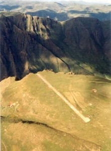 Mate-Kane-Air-Strip-Lesotho